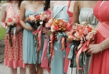 Bridesmaid Dresses / by Bella Umbrella