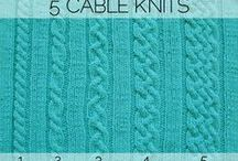 Knitting Tips and Tricks / by Kristin Jones