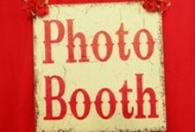 Photo Booths & Backdrops / by Bella Umbrella