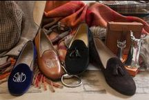 Gifts for Him Shoes and Loafers / by JP Crickets