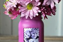Mother's Day / Gift ideas for Mother's Day and DIY crafts for Mother's Day.