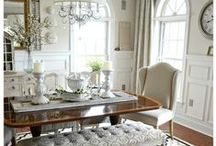 Rooms ~ Dining / Stunning dining rooms.