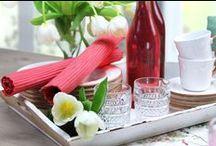 Tischsets von Sander / Unkompliziert im Gebrauch und schön für jeden Tag: Tischsets von Sander schmücken und schützen Ihre Esstisch. Zu bestellen bei sander-tischwaesche.de