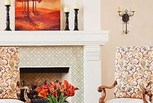 Mantels and Fireplaces / beautiful mantels and fireplaces