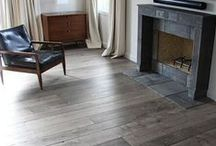 Grey Floors / All the grey timber floors from the Solid Floor collection; the new 'neutral' in flooring.