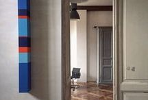Patterned Flooring / All different kinds of pattered flooring. From Herringbone and Chevron, to the classic French panels and modern end-grain designs.