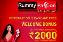 """Online Rummy Promotions / Promotions at Rummy Passion 