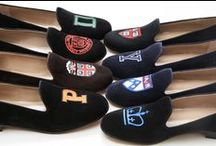 Ivy League / Don't see your school? Follow us! We're constantly updating our inventory and could be adding your school soon!   You can also visit our website at jpcrickets.com to see some of our other shoes that may not be on our Pinterest, and follow us on our Instagram on @jpcrickets for updates, sales, style tips, and anything you might want to know! / by JP Crickets