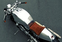 Motorcycles - Cafe racers - Moto / Looking for two wheels, look no further!