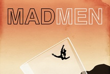Mad Men / The series Mad Men on AMC / by Caleb Brethauer