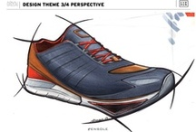 Footwear Design / Shoes & Sneakers