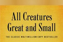 All Creatures Great And Small / by Taralee Hadowanetz