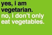 Vegetarian Food & Recipes / by Taralee Hadowanetz