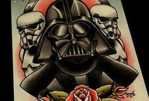 Love for Darth and Stormtroopers. / by Melissa Roy-Quinney