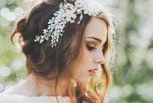 Gorgeous Brides / Wedding Inspiration for the  Big Day.