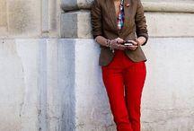 Esther Quek / Style icon Esther Quek