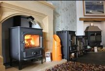 Wadebridge Stove Showroom / Woodburner and stove showroom in Wadebridge, Cornwall with Biomass boiler showroom and experts on hand