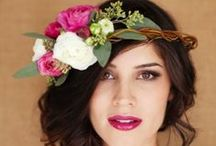 - Floral Crowns -