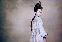 Kimono e accessori
