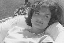 Icone - Jacqueline Kennedy Onassis
