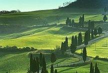 Viaggi che ho fatto in Italia / I luoghi che ho visitato in Italia