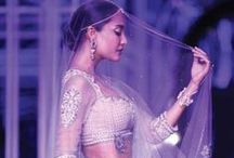 Indian Fashion / Lehengas.. Anarkalis and Beautiful sarees and their contemporary looks .....