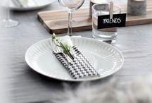 Table Settings!