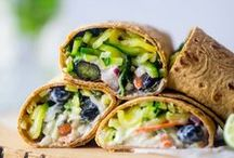 Sandwich & Wrap Recipes / Sandwiches and wrap recipes