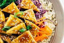 Tofu Recipes / Tofu recipes, healthy tofu recipes, tofu stir fry, tofu scramble, tofu marinade
