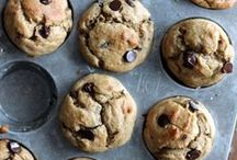 Baked / Collection of healthier baking recipes or those which can become healthier by subbing certain ingredients.