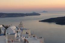 Férias / Santorini