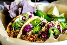 Taco Recipes / taco recipes, taco ideas, healthy tacos, quesadilla recipes, Mexican inspired recipes