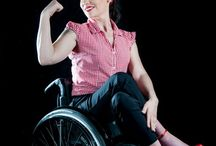 Moodboard wheely woman
