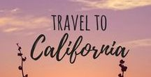 {Travel tips} California / Travel tips about California after my trip there. All pins are mine or have been directly tested by me.  ** Sezione speciale con articoli in italiano **