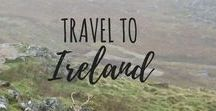 {Travel tips} Ireland