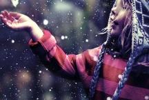 It's Snowing  / by Paula Rousch