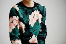 jacquard knit fashion