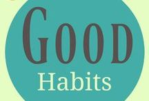 Good Habits / Develop Good Habits--Change your Habits. Change your life.-- Features ideas from the Develop Good Habits (DGH) Blog and much more.... Focusing on habit change, self improvement and healthy living. DGH is run by author Steve Scott, who writes on a wide variety of self help topics. This self improvement board also features anything that will help reinforce habits that can help make a better version of yourself.