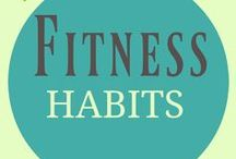 Fitness Habits / Fitness tips for beginners and more. Resources and habits for fitness such as: walking, running, weight lifting, cardio and aerobics.  Exercise tips and ideas to help create a better you. Includes: fitness tips, fitness motivation, fitness quotes, fitness workouts, fitness books, fitness routines, fitness goals and more....