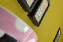PORTFOLIO KLEURADVIES / #Kleurconcepten en #kleuradviezen ontwikkeld door studio de WOON FACTOR.