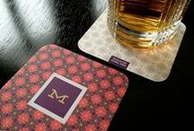 For the Guys / Customizable, personalized cards and gifts for guys. Masculine designs. Gifts for men. Barware, iPad covers, iPhone covers, stationery, note cards, trays, coasters. From Ruvacards.com. monogram, initials. Boutique stationery and gift on-line retailer.