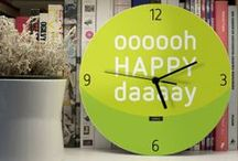 One of a Kind Home Clock / Personalized clocks of all shapes and sizes.