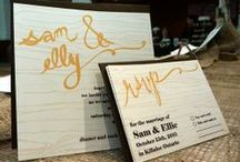 Custom Style Invitations