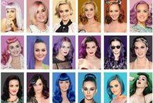 Hair Colour Cut and Style