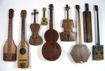 Custom Musical Instruments and Accessories