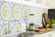 Beautiful Tiles / Inspiration for choosing tiles