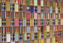 kente and Africa