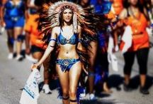 Festival inspiration - define your own Headdress Look / Get inspired by our beautiful Indian headdresses and how they can be worn on a festival