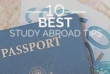 UK EA Travel Tips / Tips for students preparing for a term abroad