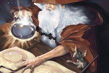 FantaChars - Sorcerer